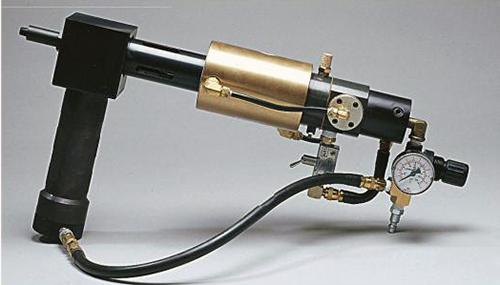 Semco 174 Model 510 High Pressure Injection Gun Bergdahl