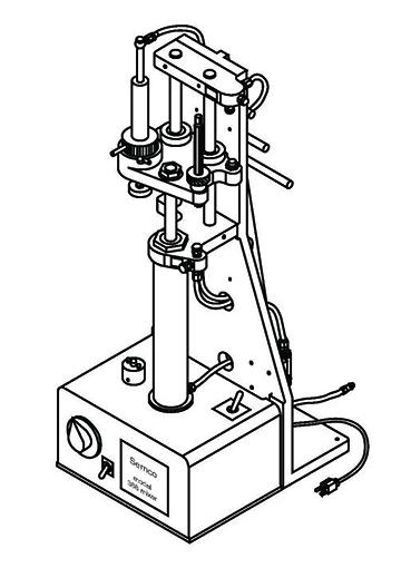 Semco Model 388 Semkit Mixer