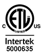 ETL Intertek 5000635